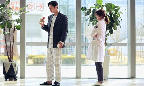 '포레스트' 박해진-조보아, 커피 쟁탈전…무슨 일?