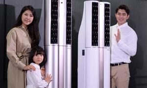 삼성·LG전자 한겨울 '에어컨 대전'… 키워드는 '청소'