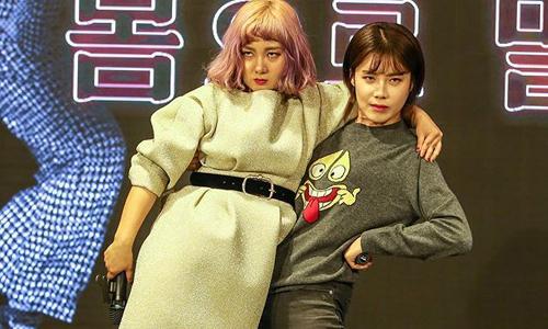 '밥블레스유2' 박나래·장도연, 절친 케미 기대